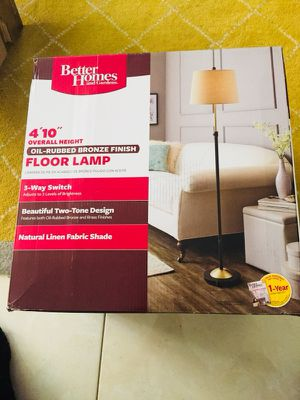 Floor lamp NEW ! for Sale in San Diego, CA