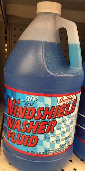 Austins Windshield Washer Fluid for Sale in Parma, OH