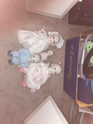 Precious moments dolls for Sale in Spring Hill, FL