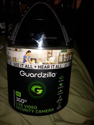 Guardzilla 360 security camera for Sale in Lynchburg, VA