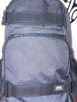 Vans Backpack Smoke Black Color for Sale in SeaTac,  WA