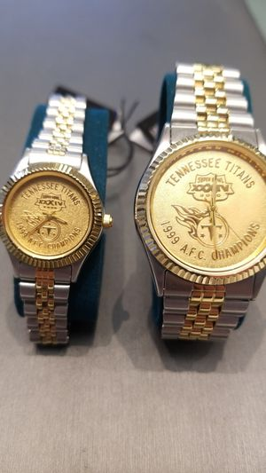 Mens and ladies Tennessee citizen watches for Sale in Houston, TX