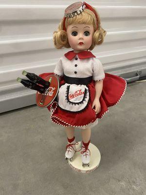 Madam Alexander CoCa Cola doll for Sale in Davidson, NC