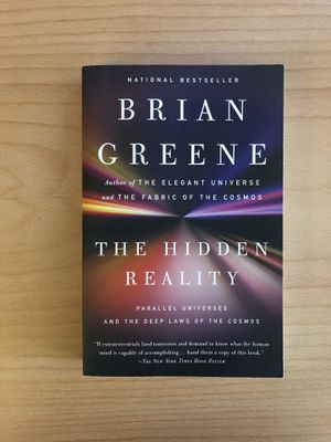 The Hidden Reality: Parallel universes and the deep laws of the cosmos for Sale in San Carlos, CA