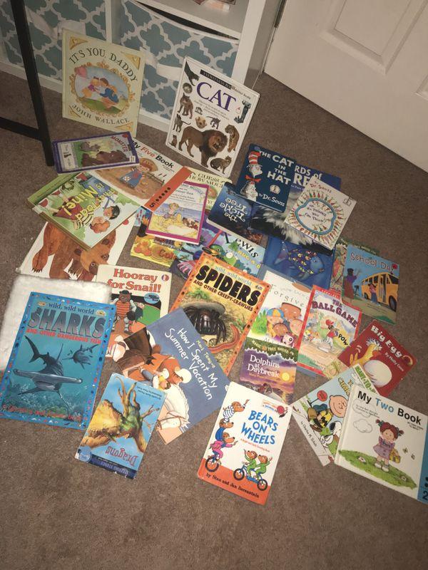 Over 25 children books