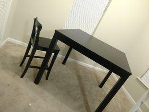 Bar height Dinner table for Sale in Alexandria, VA
