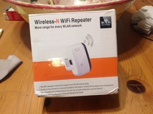 Wifi repeater for Sale in Exeter, CA
