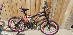 "20"" girl bikes one with gears for Sale in Belleville, MI"
