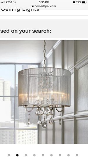 Chandelier lighting for Sale in Federal Way, WA