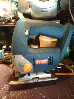 Ryobi cordless jig saw for Sale in Melbourne, FL
