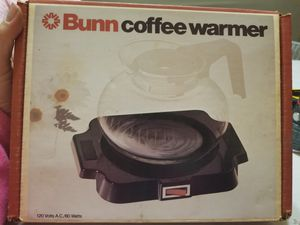 New Bunn coffee Warner 120 Volts 60 watts for Sale in West Covina, CA