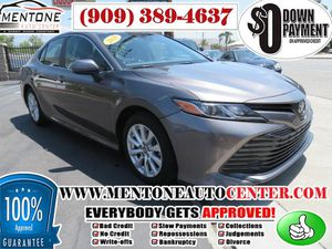 2018 Toyota Camry for Sale in Mentone, CA