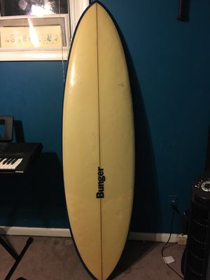 Bunger Surfboard for Sale in Silver Spring, MD