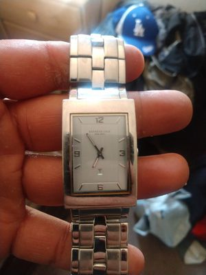 Kenneth Cole watch just need battery jice for Sale in Perris, CA