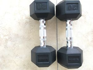 Rogue Dumbbells for Sale in Miami, FL
