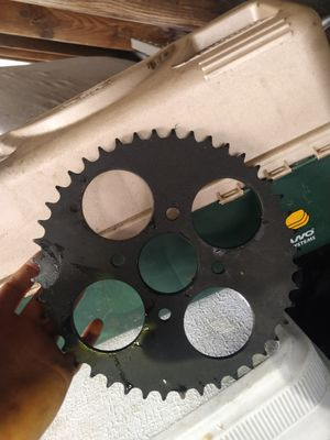 Brand New 44 tooth rear sprocket for Sale in Post Falls, ID