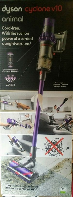 New Dyson Cyclone V10 Animal Cordless Vacuum for Sale in Orange, CA