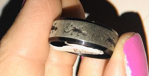 New size 20 men's fashion jewelry ring located off lake mead and jones area asking $3 for Sale in Las Vegas, NV
