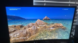 24 inch curved monitor for Sale in Carrollton, TX
