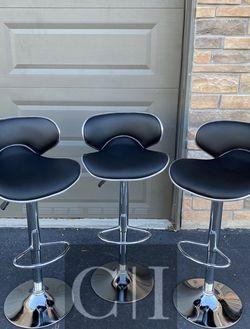 Brand New! $60 Each 3 Black Bar Stools for Sale in Orlando,  FL