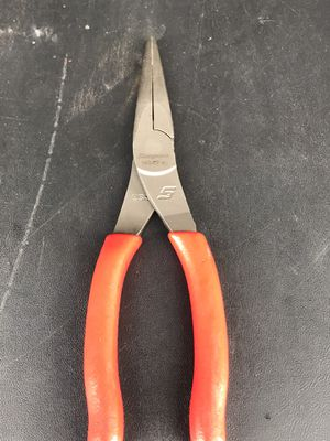 "Snap On 95ACF Needle Nose Pliers 6"" RED Vinyl Grip for Sale in Fullerton, CA"