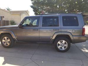 2008 jeep comamder for Sale in Chula Vista, CA