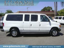 52,000 MILES 12-Passenger Ford E350 Econoline Van RV Camper Bus SUV Chevy Express GMC Savana Chevrolet Dodge Ram Promaster Mercedes Transit Sprinter for Sale in Corona, CA