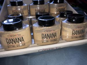 Beauty creation setting powder $4 each for Sale in Hollister, CA