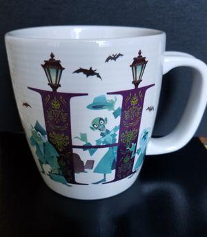 Disney H for Haunted Mansion mug for Sale in Santa Clara, CA
