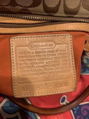 Coach purse for Sale in Arcadia, CA