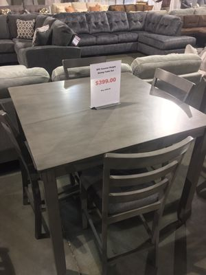 5 Piece Bar Height Dining Table Set Sale for Sale in Portland, OR
