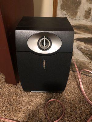 Set of Bose speakers 201 v series. Works great for Sale in Lawrenceville, GA