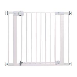 Safety 1st® Easy Install Auto-Close Walk-Thru Gate in White for Sale in Orlando, FL