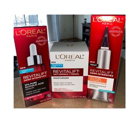 L'Oréal Revivitalift Skin Care Bundle - $25 New for Sale in Pickerington,  OH