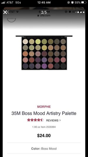Anastasia Beverly Hills/ morphe bundle for Sale in La Puente, CA