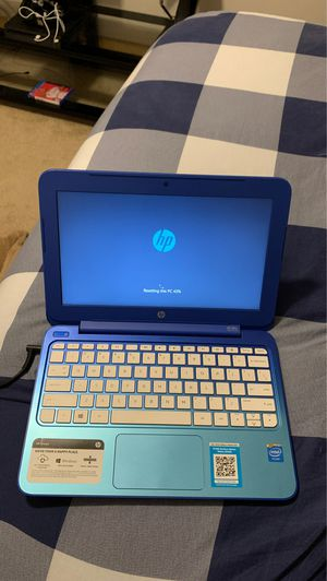 Like New HP Stream Notebook 11 $90!NEED GONE TODAY for Sale in Zion, IL