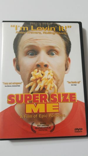 Super Size Me [DVD] for Sale in Woodbridge, VA