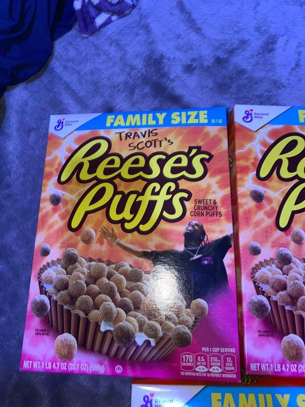 Travis Scott's Reese's puffs 🌵