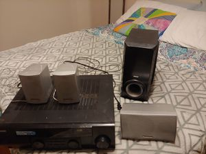Home stereo Kenwood Receiver for Sale in Tempe, AZ