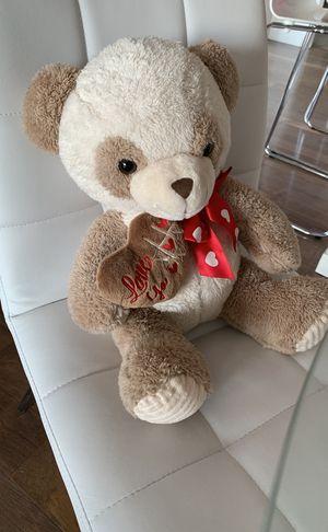 Teddy bear free for Sale in Boston, MA