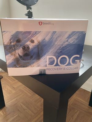 Brand new inflatable dog e collar for Sale in Ridgefield, NJ