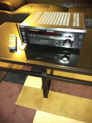 Sony stereo receiver for Sale in Detroit, MI