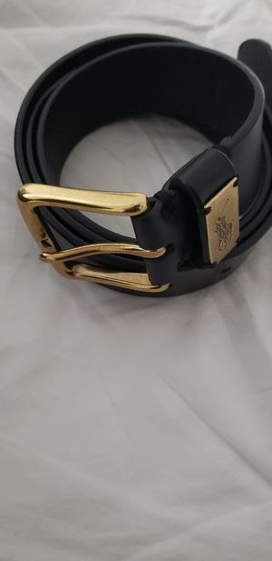 POLO RALPH LAUREN LEATHER BELT for Sale in Miami, FL