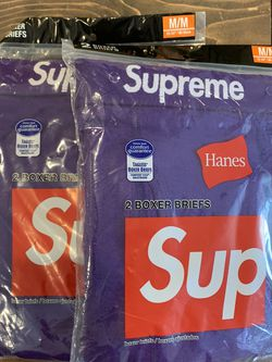 Supreme Purple Boxers Size M for Sale in Long Beach,  CA