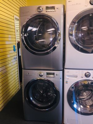Electrolux washer and electric dryer set excellent condition 90 days warranty for Sale in Randallstown, MD