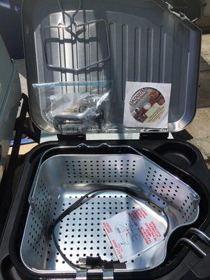 Kitchen appliances butterball electric turkey fryer for Sale in San Diego, CA