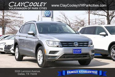 2020 Volkswagen Tiguan for Sale in Dallas,  TX
