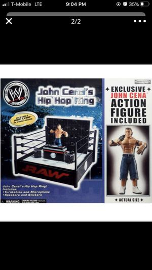 WWE Wrestling Ring for Sale in Bloomington, CA