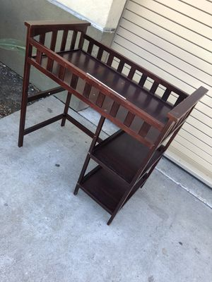 Baby changing table for Sale in Pittsburg, CA