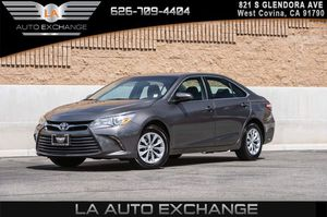 2017 Toyota Camry for Sale in West Covina, CA